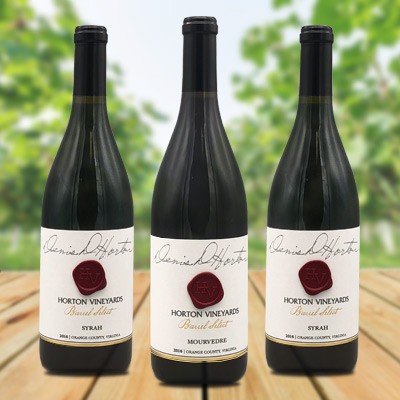 Limited Production Wine